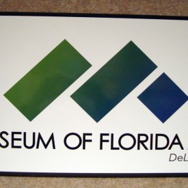 Museum of Florida Art Logo