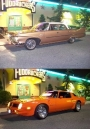 1960 Plymouth Savoy & 1976 Trans Am
