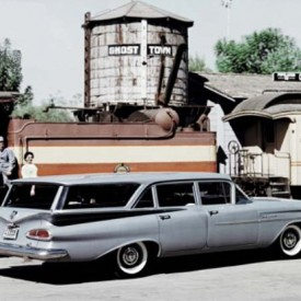 1959 Chevrolet Brookwood Stationwagon
