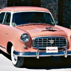 1955 Nash Rambler Cross Country Wagon