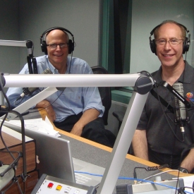 Marc Middleton and Bill Shafer Growing Bolder Radio Show