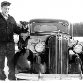 Jims first toy, a 1936 Dodge coupe.jpg